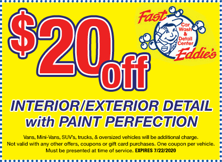 20 off interior exterior detail with paint perfection